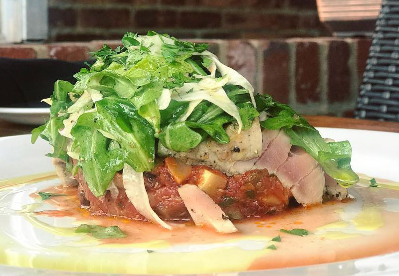 Marotta's tuna caponata